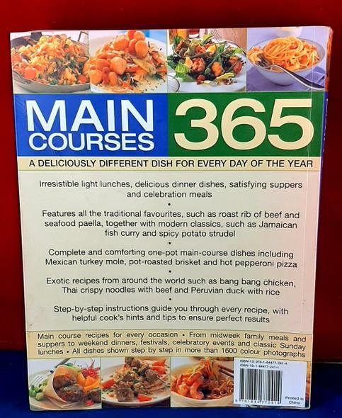 Main Courses 365 - Jenni Fleetwood