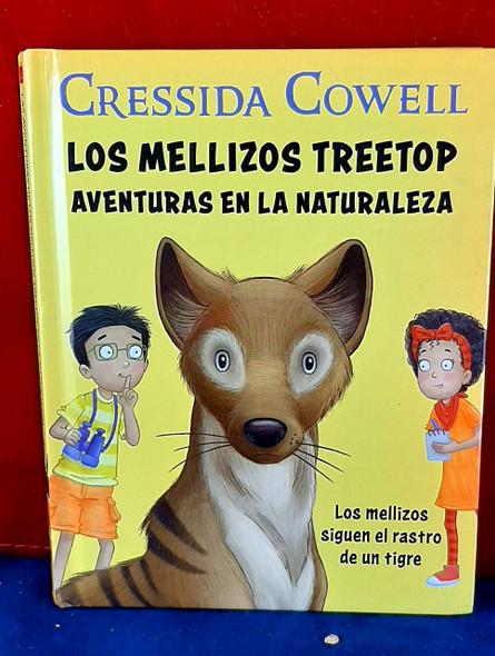 Los Mellizos Treetop, Adventuras en la Naturaleza - Cressida Cowell