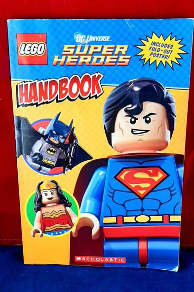 DC Universe Super Heroes Handbook