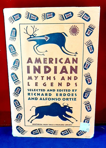 American Indian Myths and Legends - Richard Erdoes and Alfonso Ortis