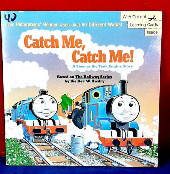Catch Me, Cath Me, A Thomas the Tank Engine Story