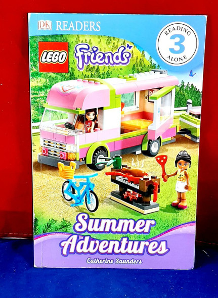 Summer Adventures, Lego Friends - Catherine Sanders