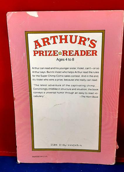 Arthur's Prize Reader - Lillian Hoban