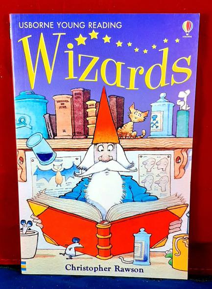 Wizards - Christopher Rawson