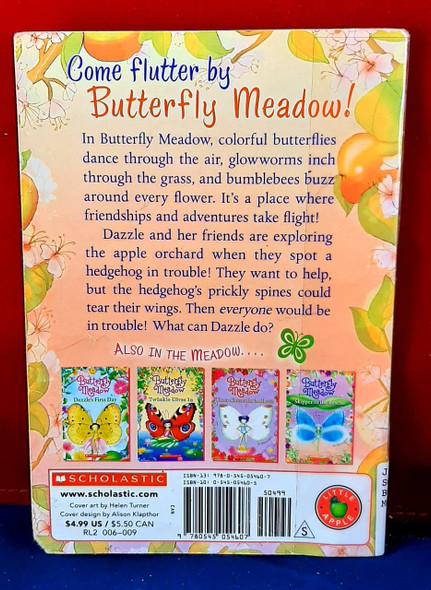 Butterfly Meadow, Dazzle's New Friend - Olivia Moss