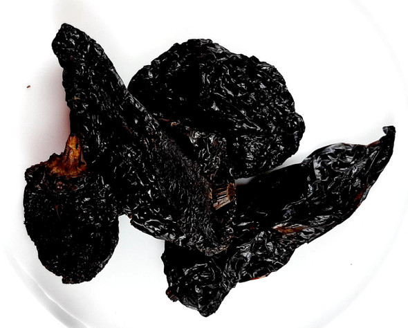 Ancho Chili Peppers, Whole - Chile Ancho, Entero