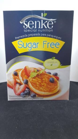 Pancake Mix, Sugar Free, 300 g - Premezcla para Panqueques, Sin Azucar, 300 g.