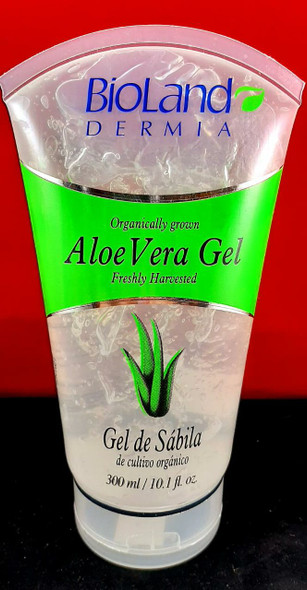 Aloe Vera Gel, Organically Grown, 300 ML - Gel de Sabilla, de Cultivo Organica, 300 ML