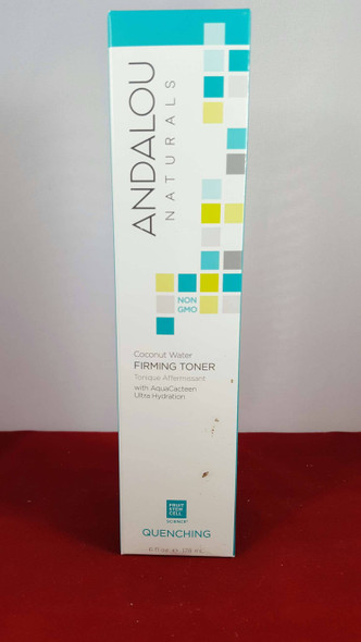 Firming Toner, Coconut Water, Quenching, 6 fl oz. -