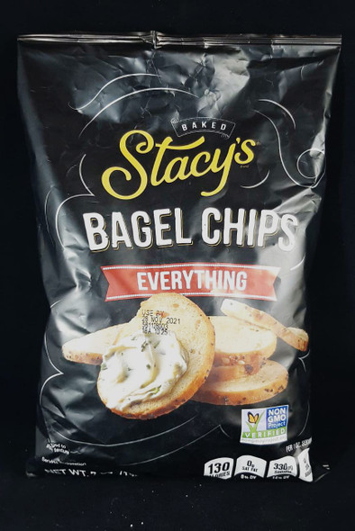 Bagel Chips, Everything - Chips de Bagel, Todo