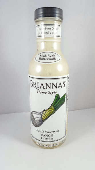 Buttermilk Ranch Dressing, 12 fl oz. - Aderezo , Rancho de Suero de Leche12 fl oz.