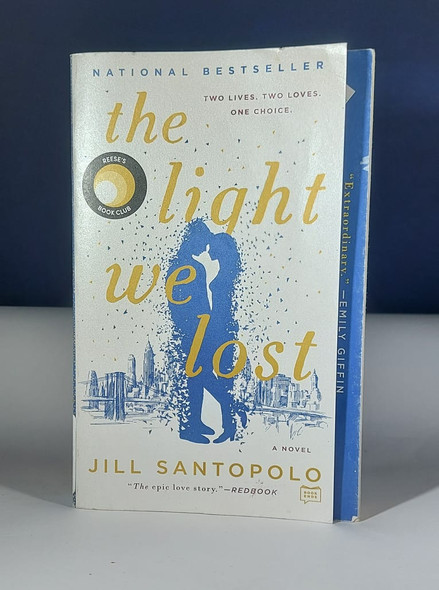 The Light We Lost - Jill Santapolo