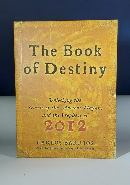 The Book of Destiny - Carlos Barrios