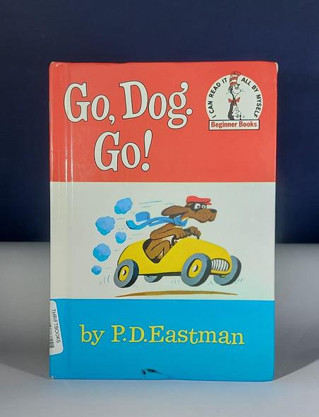 Go Dog, Go - P.D. Eastman