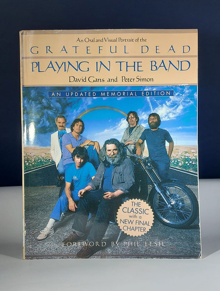 Grateful Dead, Playing in the Band - David Gans