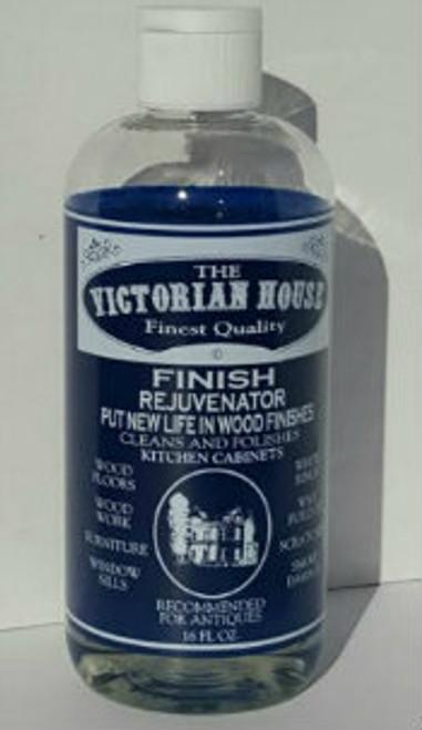 Wood cleaner and restorer single bottle