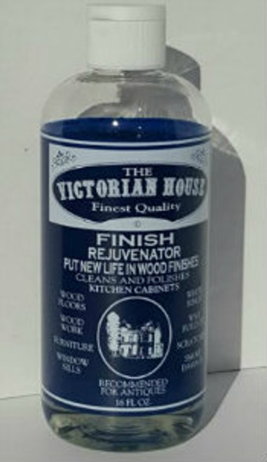 Wood cleaner and restorer single bottle