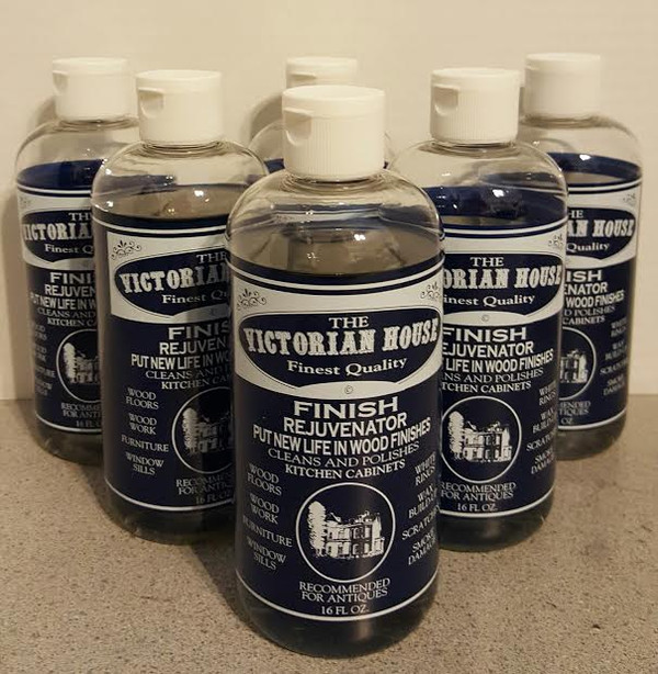 SPECIAL 6 PACK..FINISH REJUVENATOR FOR LARGE JOBS.