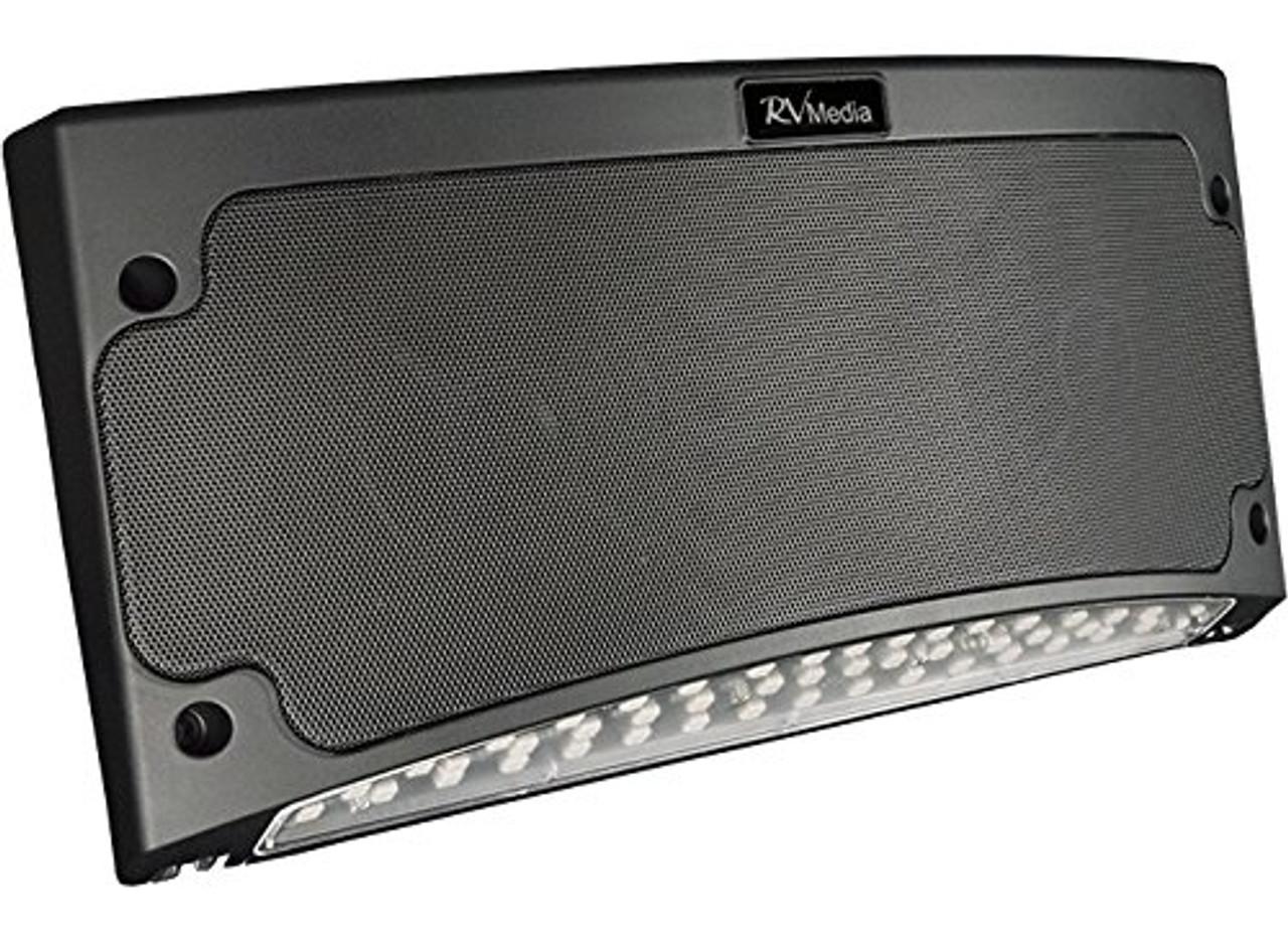 King Rvm2001 Premium Bluetooth Outdoor Speaker W Multi Color Led Light Goicefish