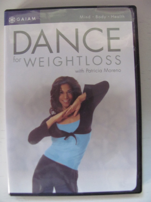 Dance for Weight Loss with Patricia Moreno