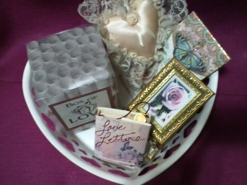 Artsphoria's Love Letters Gift Basket