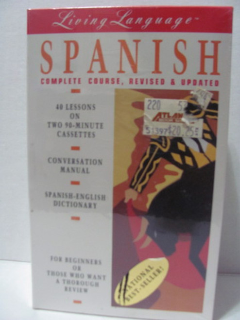 Spanish Language Course Cassettes