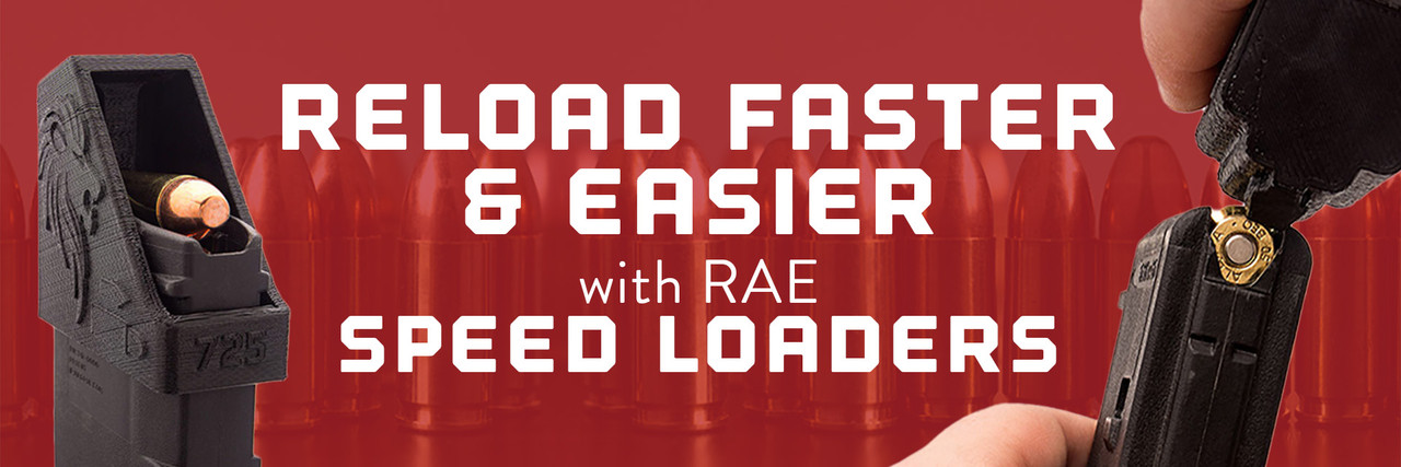 RAE Industries Speed Loaders