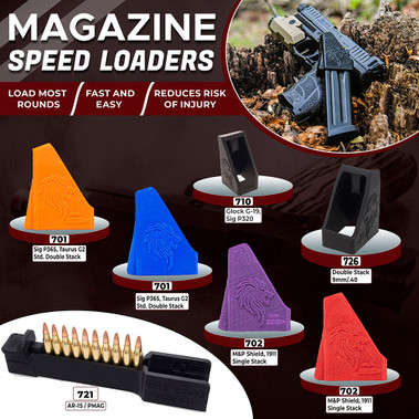 RAE Industries Popular Magazine Loaders Kit