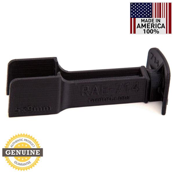 RAEIND Speedloader For Colt SMG 9mm Magazine (5 round in 1 push)