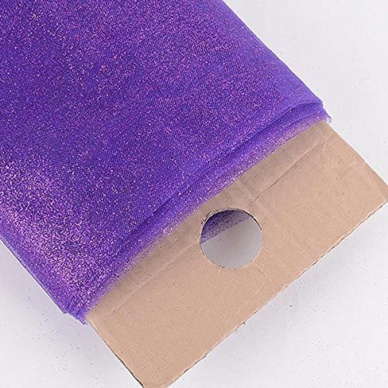 54 Wide X 40 yd AK TRADING Tulle Bolt Lavender
