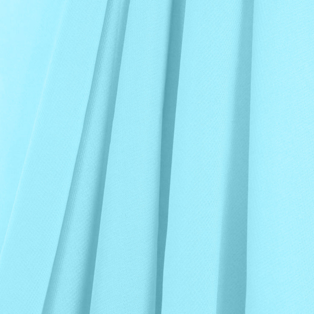 Baby Blue Chiffon Drapes Panels For Wedding Events Decor Backdrop Draping Curtains Ak Trading Co