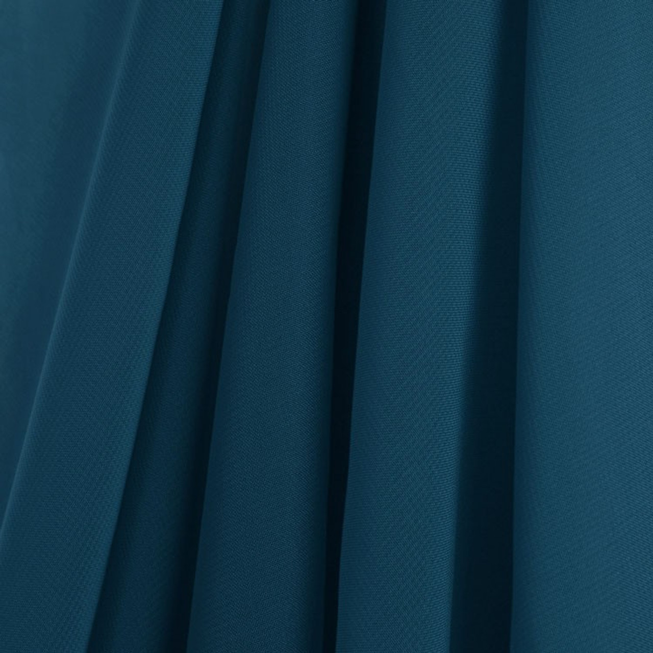 Teal Blue Chiffon Drapes Panels For Wedding Events Decor Backdrop Draping Curtains Ak Trading Co