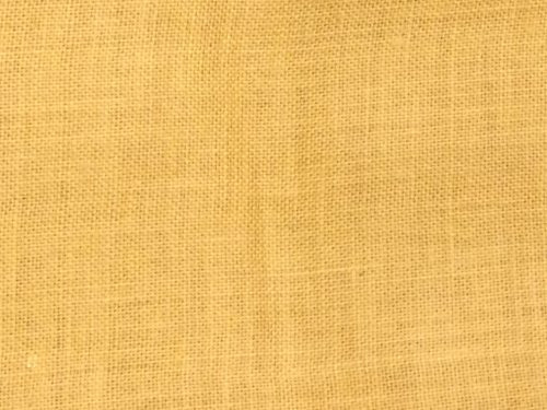 """48"""" Wide Mustard Color Jute Burlap Fabric By The Yard"""