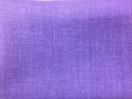 """48"""" Wide Purple Color Jute Burlap Fabric By The Yard"""