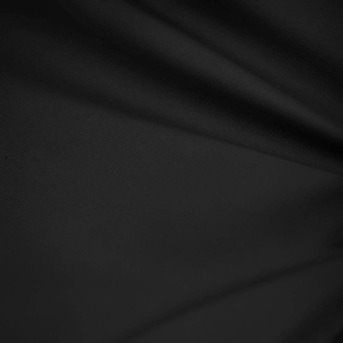 "Black 60"" Wide Premium Cotton Blend Broadcloth Fabric By the Yard"