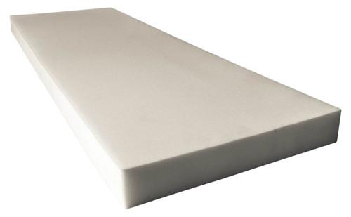 "AK TRADING CO. 4""x24""x72"" Upholstery Foam High Density Cushion; (Seat Replacement, Foam Sheet, Foam Padding)"