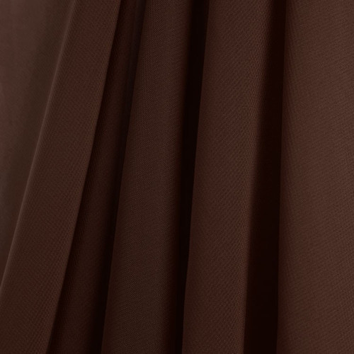 Brown Chiffon Drapes Panels for Wedding Events & Decor- Backdrop Draping Curtains