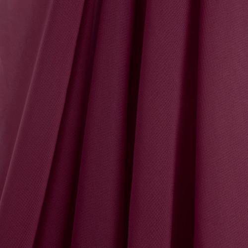 Burgundy Chiffon Drapes Panels for Wedding Events & Decor- Backdrop Draping Curtains