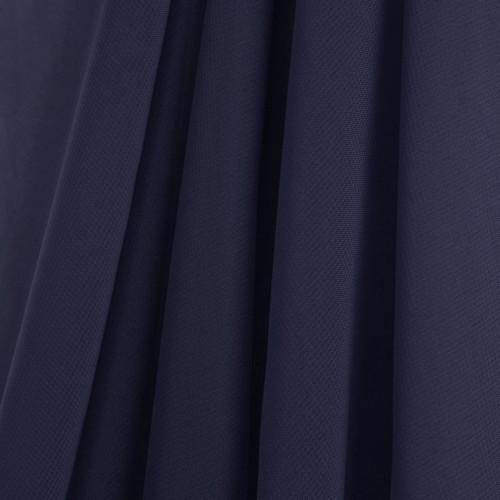 Navy Chiffon Drapes Panels for Wedding Events & Decor- Backdrop Draping Curtains