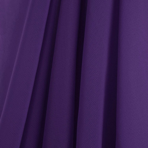 Purple Chiffon Drapes Panels for Wedding Events & Decor- Backdrop Draping Curtains