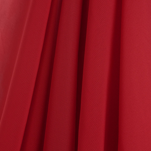 Red Chiffon Drapes Panels for Wedding Events & Decor- Backdrop Draping Curtains
