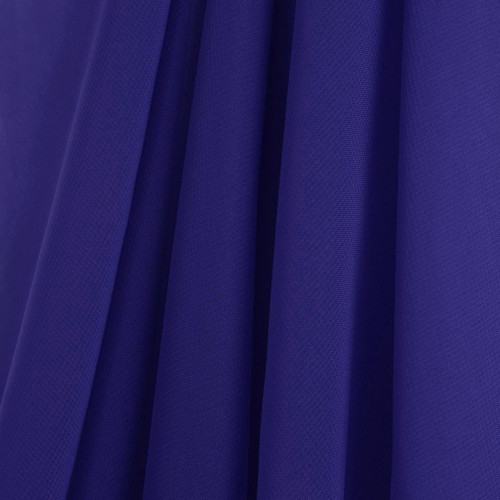 Royal Blue Chiffon Drapes Panels for Wedding Events & Decor- Backdrop Draping Curtains