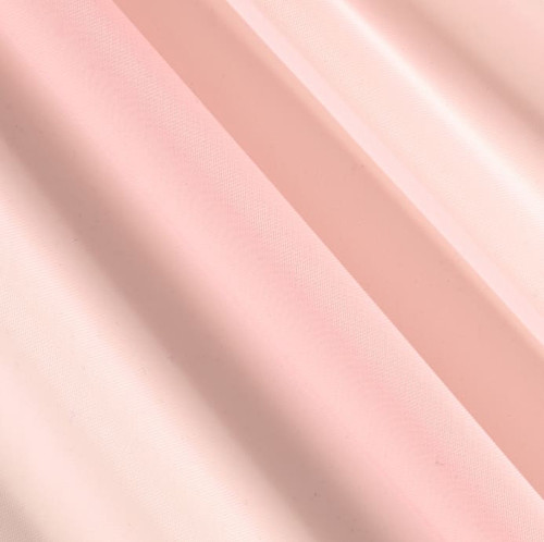 """120"""" Wide (10ft Wide) X 120 Yards Roll - Sheer Voile Chiffon Fabric - Perfect for Draping Panels and Masking for Weddings, Parties & Events, Tent Draping - Blush"""
