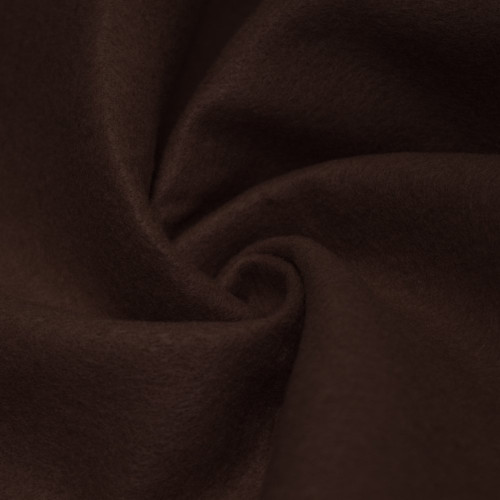 "72-Inch Wide 1/16"" Thick Acrylic Felt Fabric - Brown"