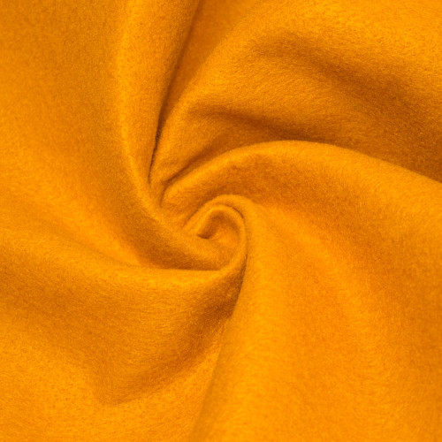 "72-Inch Wide 1/16"" Thick Acrylic Felt Fabric - Dark Mango"