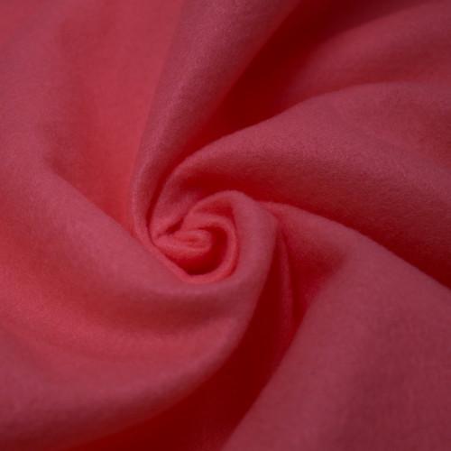"""72-Inch Wide 1/16"""" Thick Acrylic Felt Fabric - Fuchsia"""