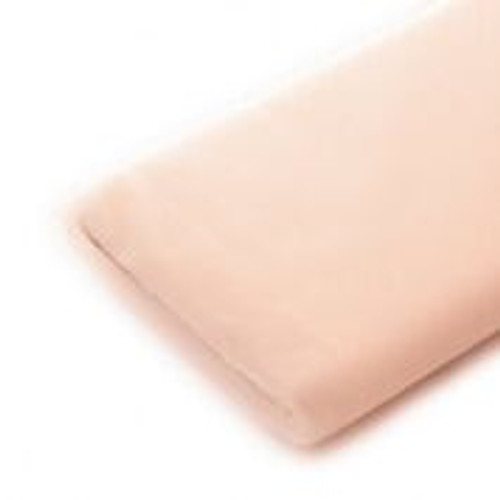 Blush - Nylon Tulle Fabric - 40 Yards By Roll