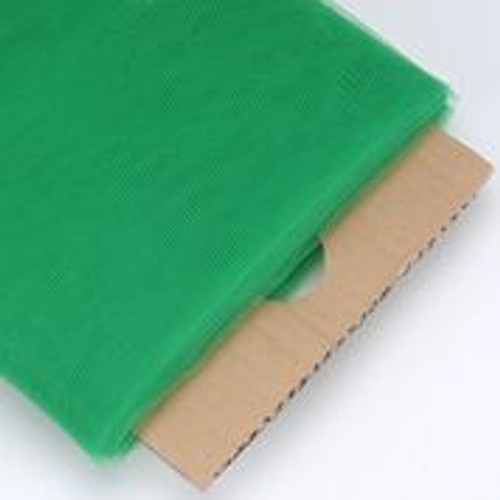 Emerald - Nylon Tulle Fabric - 40 Yards By Roll
