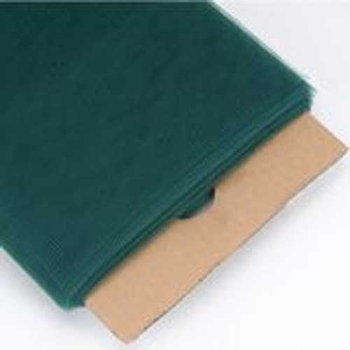 Hunter Green - Nylon Tulle Fabric - 40 Yards By Roll