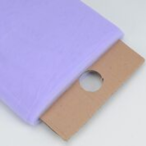 Lavender - Nylon Tulle Fabric - 40 Yards By Roll